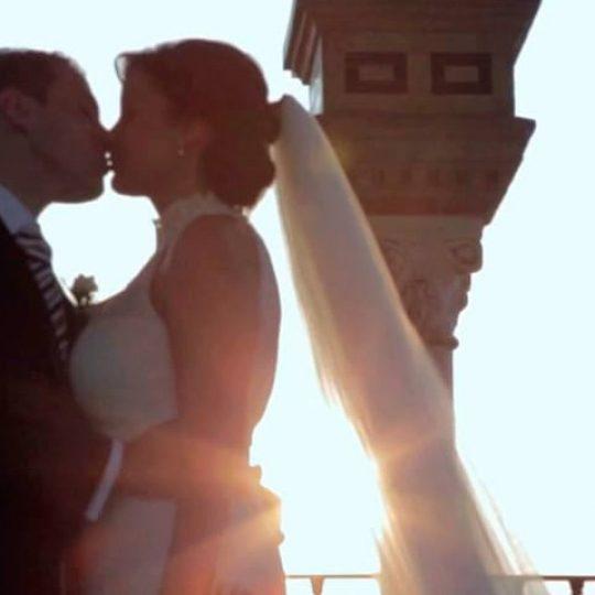 El amor no pasa nunca. La boda de Álvaro y Sonia