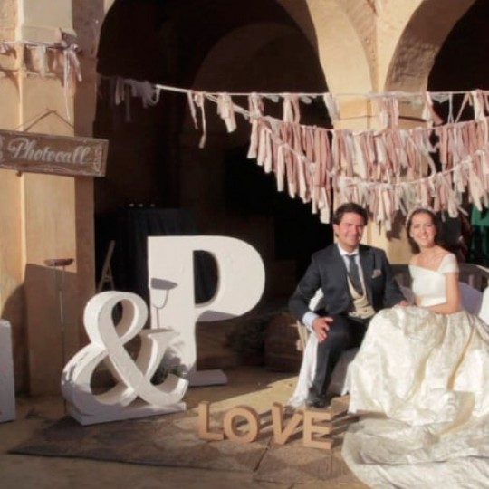 El enlace de Pablo & Gloria