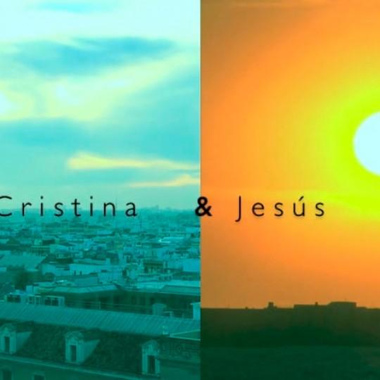 Para siempre. La boda de Jesús y Cristina