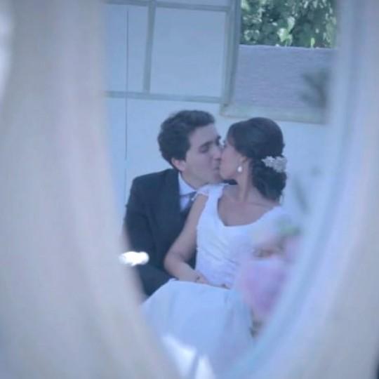¿Sabía yo qué es el amor? La boda de Manuela y Nacho