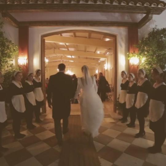 La boda de Macarena y Javier